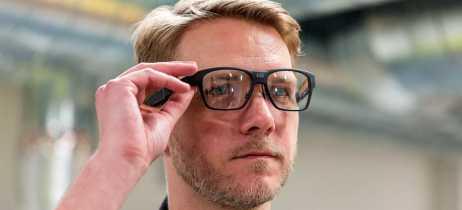 Intel anuncia o Vaunt, um óculos de aparência comum, mas com funções inteligentes