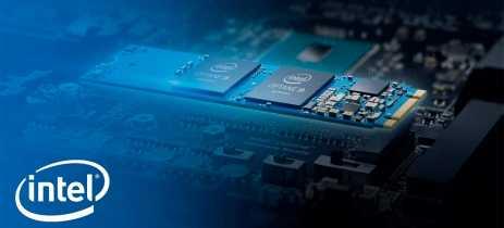 Intel divulga novo roadmap para o futuro de suas memórias, incluindo Optane e SSDs
