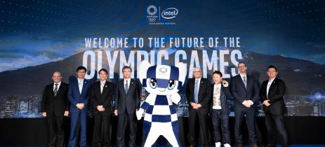 Intel anuncia parceria para levar tecnologias à Olimpíadas de Tóquio 2020