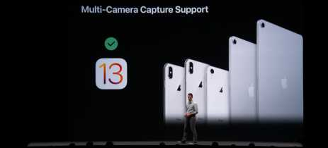 iOS 13 permitirá uso simultâneo de câmera para gravar vídeo, foto e áudio