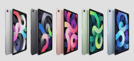 Apple inicia pré-venda do novo iPad Air com chip A14 Bionic