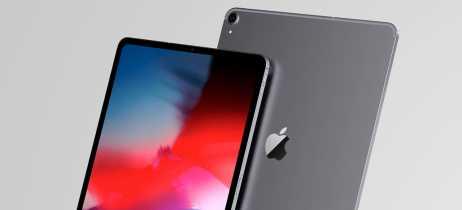 Renderizações mostram como pode ser o Apple iPad Pro 12.9, que deve ser lançado no dia 12