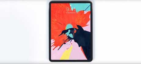 Novos iPad Pro 2018 têm bordas finas e reconhecimento facial