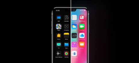 Imagens 3D mostram como pode ser o iPhone 11 com iOS 13 e modo escuro [Rumor]