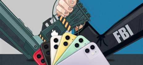 FBI precisou de quase dois meses para desbloquear um iPhone 11