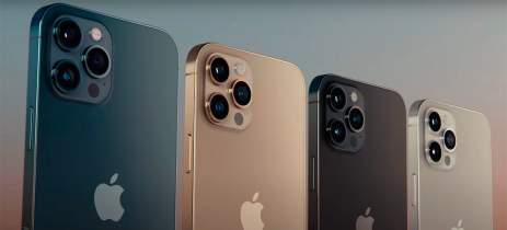 iPhone 12 Pro parece ser 25% mais rápido que o iPhone 11 Pro graças ao A14 Bionic
