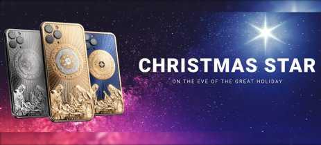 iPhones 11 de ouro temáticos para o Natal conseguem ser mais caros que o Mac Pro