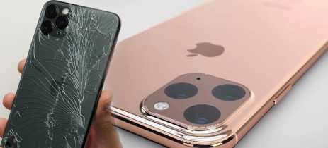 Câmera do iPhone 11 para de funcionar em teste de resistência - mas o vidro não quebrou!