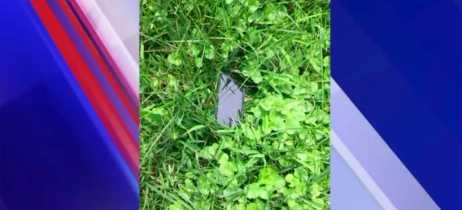 iPhone cai de avião e sobrevive a queda livre de mais de 300 metros