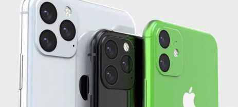 Vazam imagens de capinhas do iPhone XI mostrando porta Lightning e câmera tripla