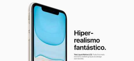 iPhone 11 é capaz de reconhecer se a tela instalada não é original