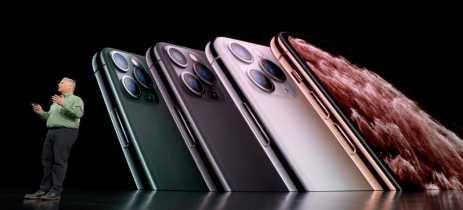 iPhones 11 Pro e Pro Max são anunciados com câmera tripla, hardware poderoso e mais bateria