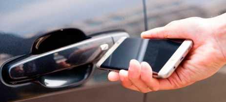 Apple pode transformar iPhones em chaves de carros na próxima atualização