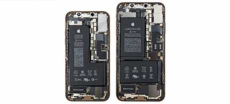 Componentes do iPhone XS Max de 256GB custam US$ 443 no total