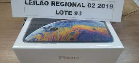 Xiaomi por R$ 180 e iPhone por R$ 350 são destaques de leilão da Receita Federal