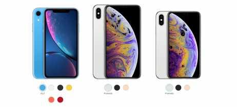 Apple anuncia iPhone Xr, Xs e Xs Max, com preços de US$ 749, US$ 999 e US$ 1099