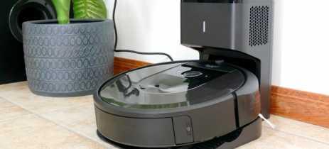 iRobot lança o robô-aspirador Roomba i7+ que esvazia seu próprio compartimento de poeira
