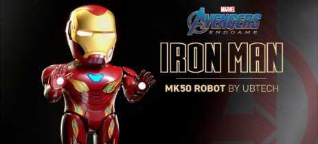 Xiaomi lança robô do Homem de Ferro do filme Vingadores: Ultimato por US$ 286