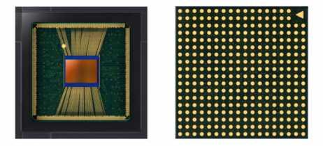 Samsung lança sensor Isocell Slim 3T2 para câmeras frontais no canto da tela