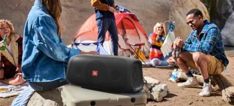 JBL BassPro Go: a caixinha Bluetooth que se transforma em som automotivo