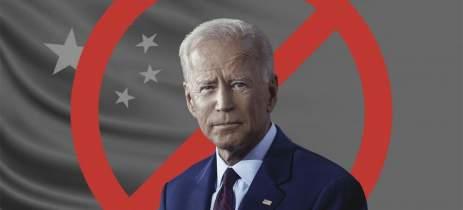 Joe Biden deve manter bloqueio comercial a empresas como Huawei e ZTE