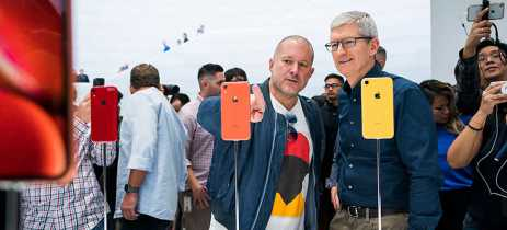 Jony Ive, designer dos iPhones, deixa a Apple