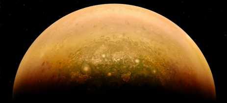 Cinco luas de Júpiter são nomeadas com a ajuda de usuários do Twitter