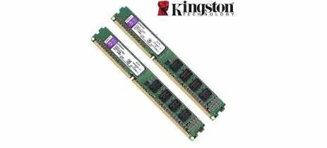 Kingston é a maior fornecedora de módulos de RAM do mundo, aponta pesquisa