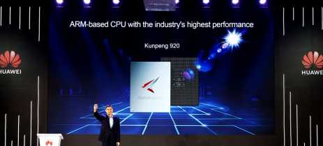 Huawei lança o Kunpeng 920, chip voltado para o mercado de data center