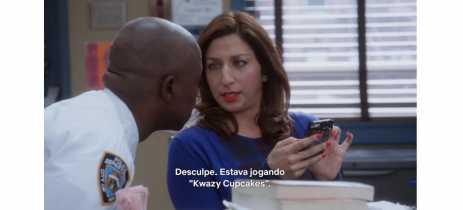 Kwazy Cupcakes na vida real? Fã de Brooklyn 99 cria o jogo viciante da série