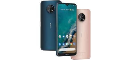 Nokia G50 é oficial: Snapdragon 480 e 5.000 mAh de bateria a partir de 230 euros