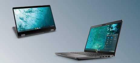 Dell anuncia primeiros Chromebook Enterprise, o Latitude 5300 2 em 1 e o Latitude 5400