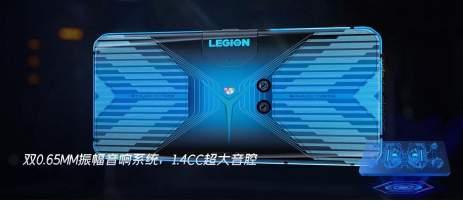 Novo celular gamer Lenovo Legion tem display de 144Hz display e câmera pop-up