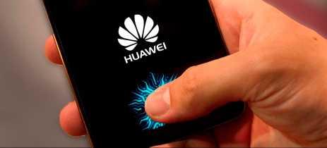Huawei estaria trabalhando em smartphone com leitor biométrico por baixo de um display LCD