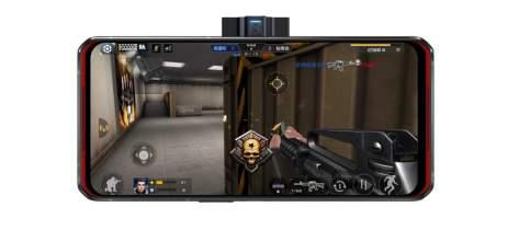 Celular gamer Lenovo Legion Phone Duel tem câmera lateral e duas baterias