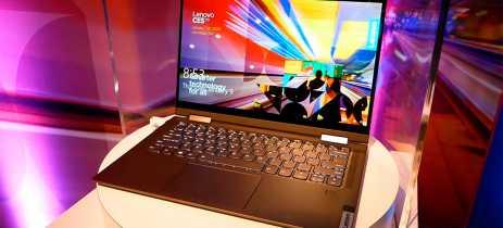 Conheça o Lenovo Yoga 5G, notebook sempre conectado com o Snapdragon 8cx