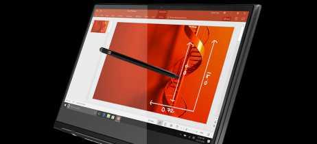 Lenovo anuncia seu novo notebook híbrido Yoga C930 por R$ 10.999