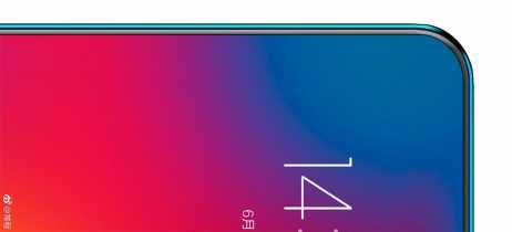 Esboço do Lenovo Z5 revela um smartphone praticamente sem bordas, só tela