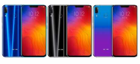 Smartphone intermediário Lenovo Z5 é apresentado com notch e Snadpragon 636