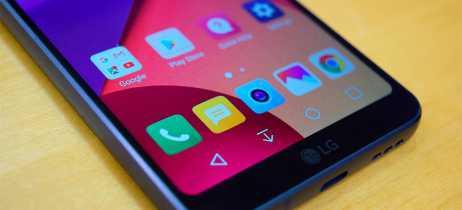 Próximo smartphone high-end da LG pode vir com tela de LCD
