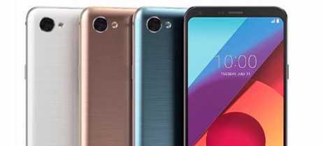 LG registra o nome LG Q7 e aquece rumores sobre novo smartphone intermediário