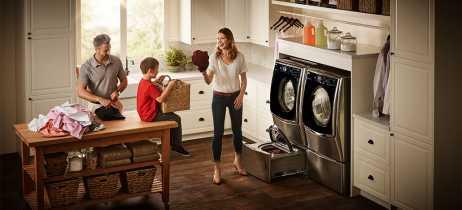 LG lança sua linha de eletrodomésticos premium compatíveis com ThinQ no Brasil