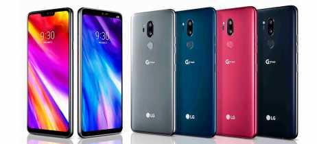 Pré-venda do LG G7 ThinQ teria sido melhor que a do G6 na Coreia do SUL