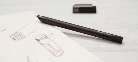 LG registra patente de caneta inteligente com tela dobrável
