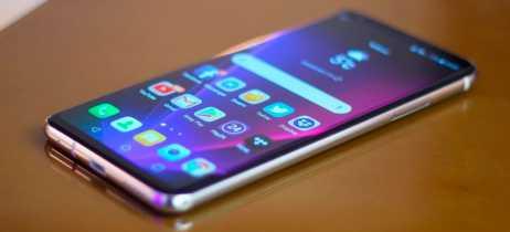 Site publica primeiras imagens do LG V40 ThinQ [Rumor]