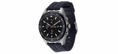 LG apresenta Watch W7, primeiro smartwatch híbrido com Wear OS