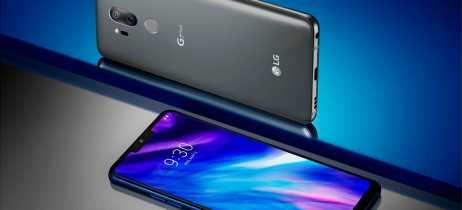 LG revela oficialmente smartphone LG G7 ThinQ