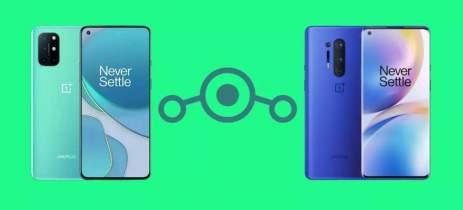 OnePlus 8T e OnePlus 8 Pro recebem versão do LineageOS 18.0 não oficial