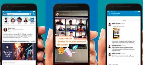 LinkedIn é a mais nova rede social a receber função de Stories