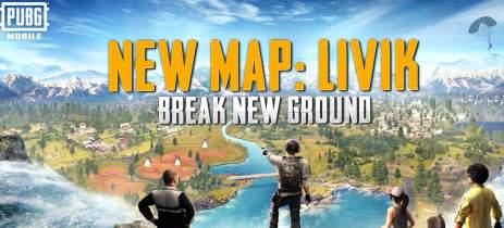 PUBG Mobile ganha primeiro mapa exclusivo Livik, com partidas de 52 jogadores